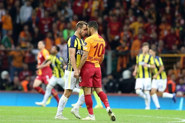 The derby between Fenerbahçe and Galatasaray is considered one of the fiercest in the entire world of football.